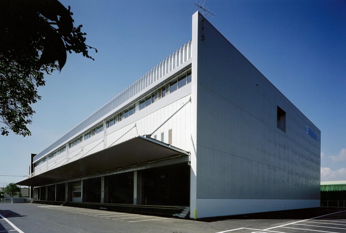 因幡電機産業東京物流センター  ...
