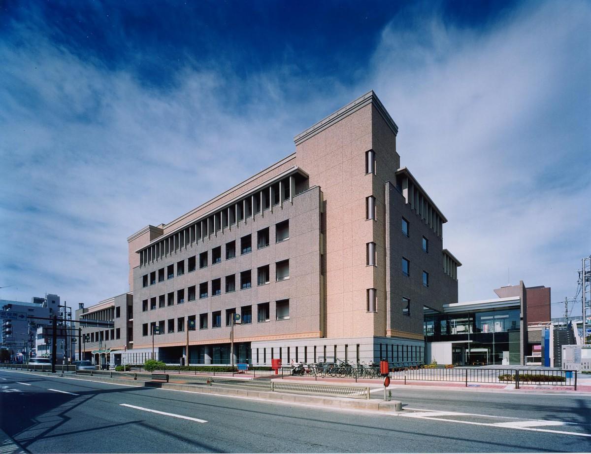 平野区庁舎