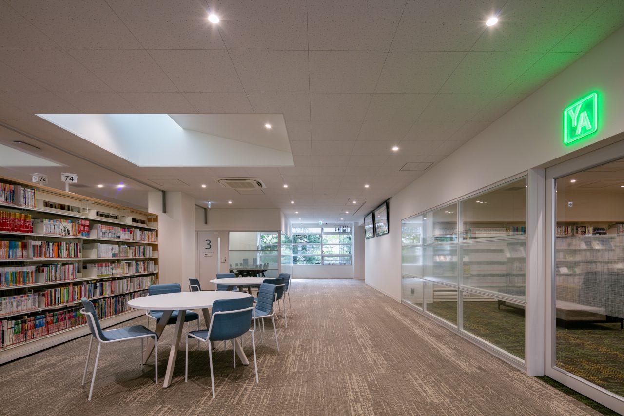 図書館 杉並 区