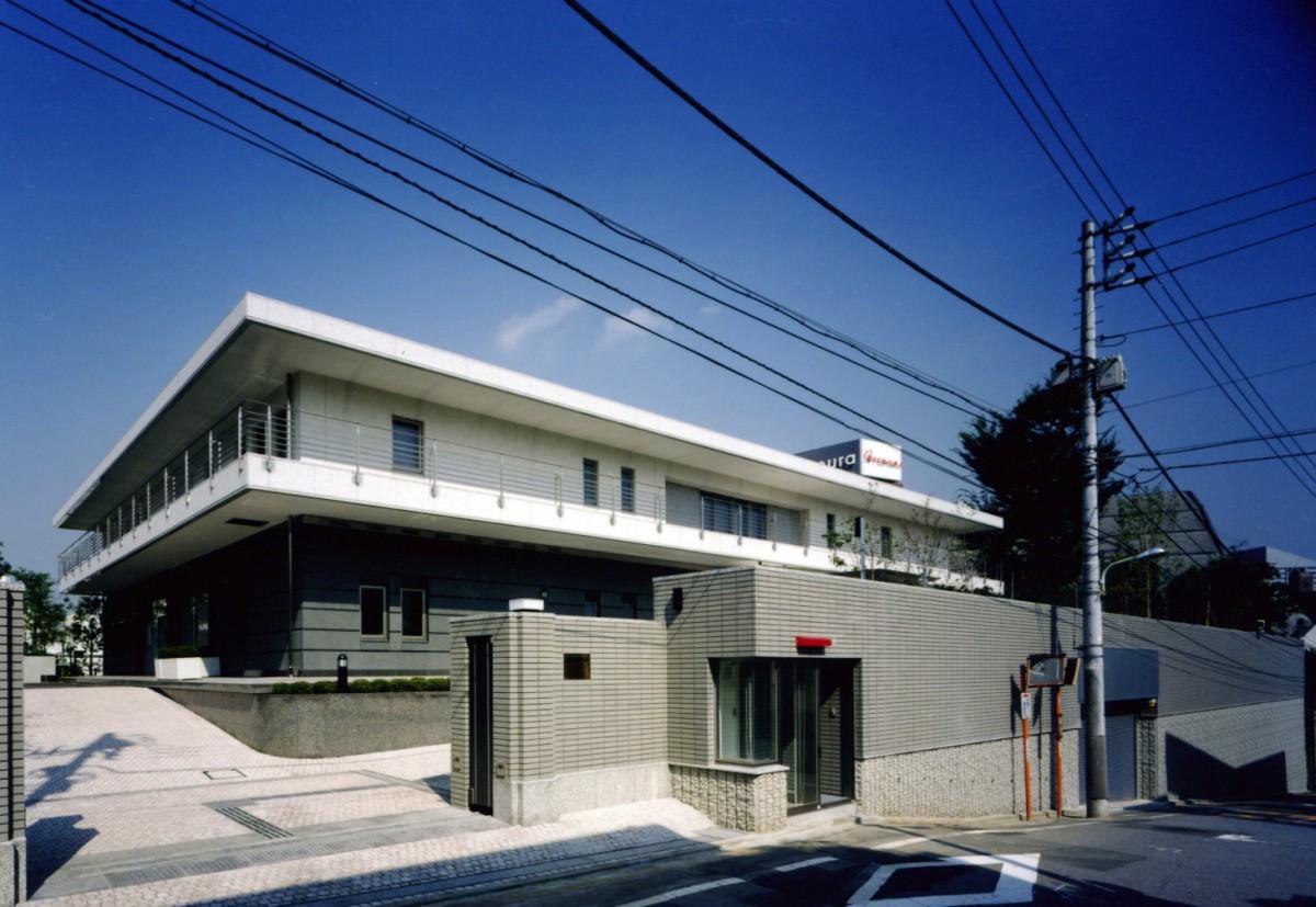 東京都知事公館