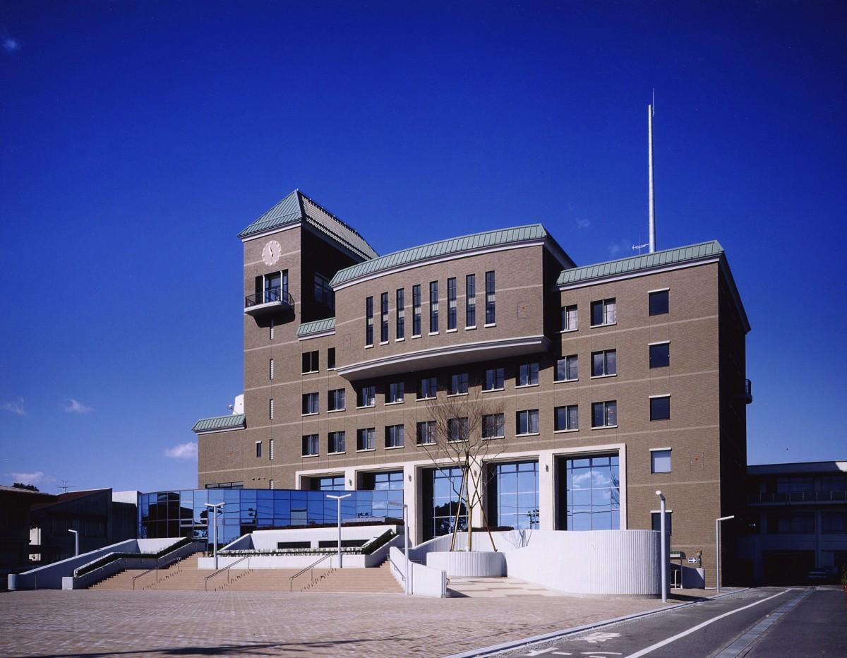 榛原町庁舎